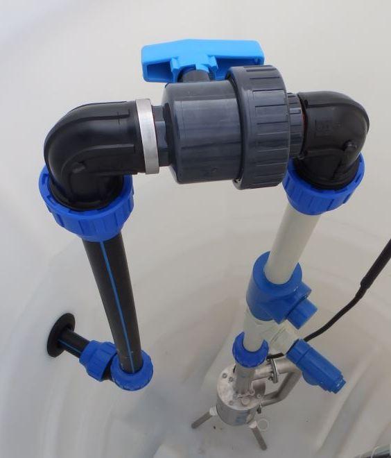 PROMINENT vystrojená kompletní ČERPACÍ JÍMKA *DOPRAVA ZDARMA* tlaková kanalizace, přečerpávací jímka, čerpací stanice.
