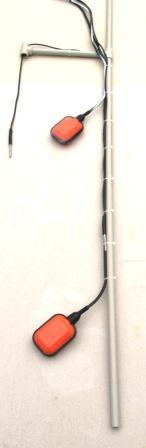 délka kabelů 15m